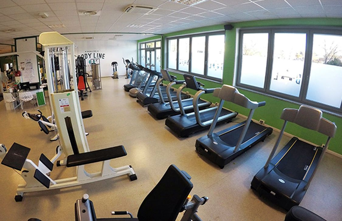 Body Line Palestra & Fitness - Tapis Roulant