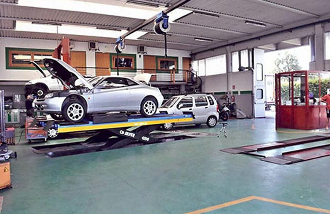 Autofficina F.lli Bandiera - Officina