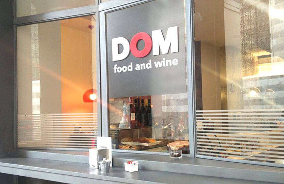 DOM Food&Wine - Edificio