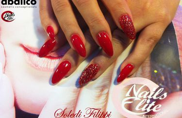 Nails Elite - Unghie decori Swarovski