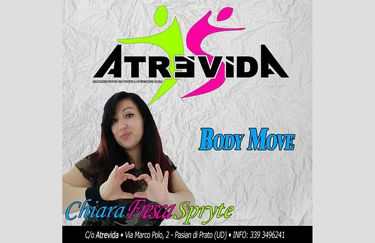 Atrevida - Body Move