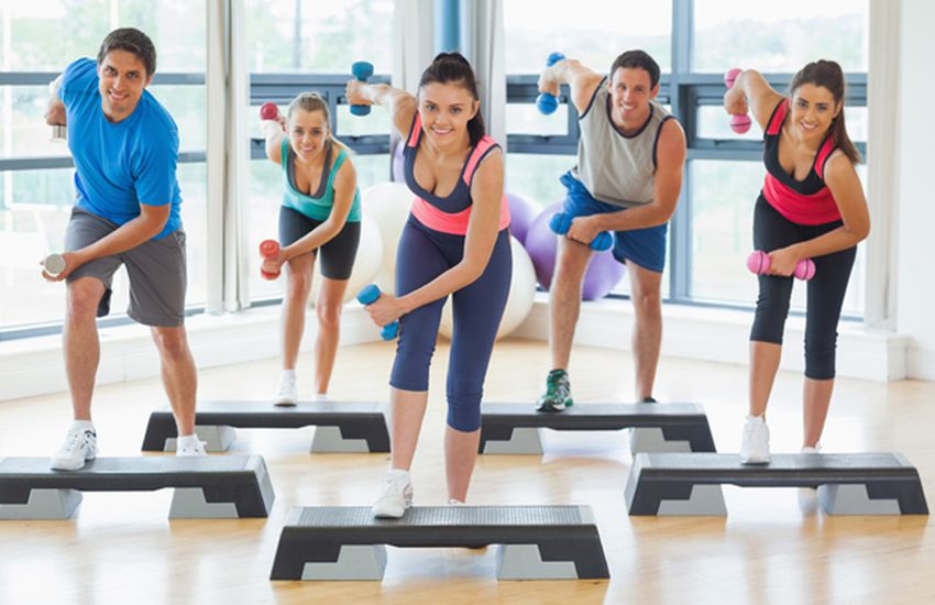 Fitness Studio - 11 ingressi corsi fitness